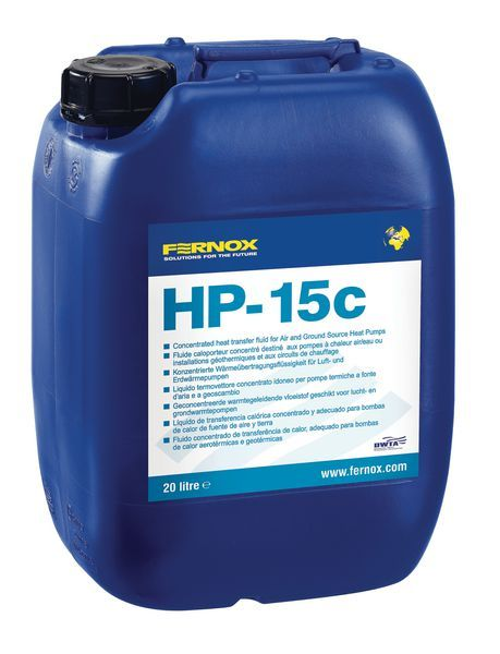 Fernox HP-15C heat transfer fluid 20ltr