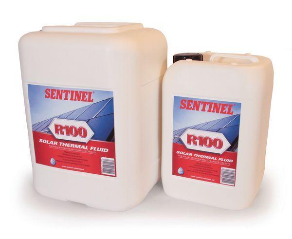 Sentinel R100 solar thermal fluid 20ltr