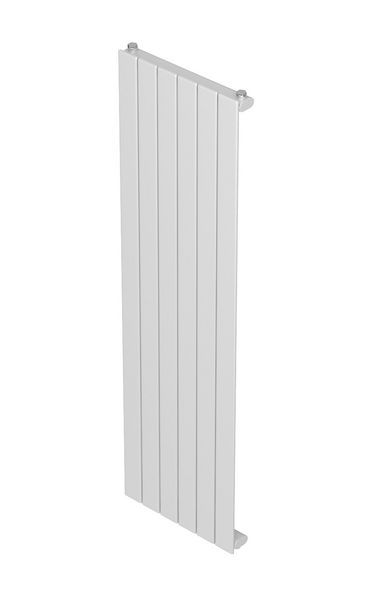 CenterRad Streyt single panel flat tube radiator 1800 x 433mm 3091BTU White