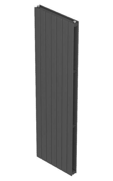CenterRad Streyt double panel flat tube radiator 1800 x 433mm 4756BTU Anthracite