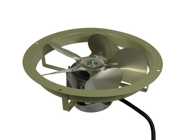 Pole Star ring mounted sucking fan 154mm 5w