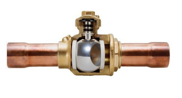 Henry Technologies 907204TH high pressure ball valve 1/2