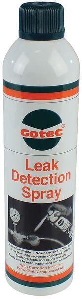 Gotec leak detection spray