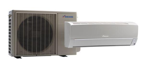 Worcester Bosch Greensource Air To Air Heat Pump 6 Kw
