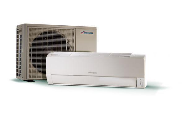 Bosch Worcester air to air heat pump 6kw