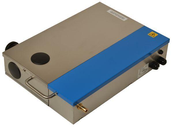 Charles Austen Pumps ArctikBlue X87-837 dairy cabinet pump Stainless Steel