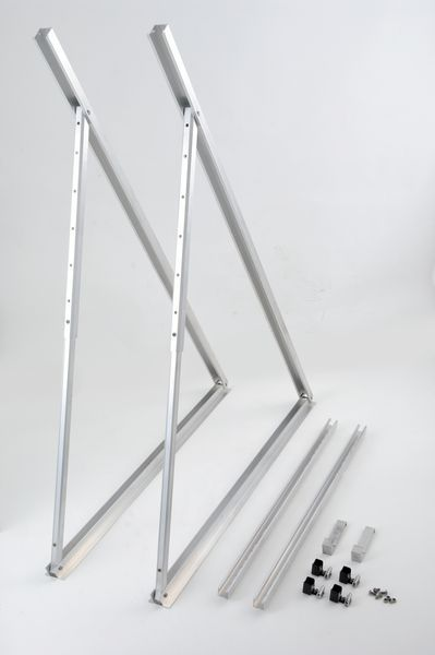 Bosch Worcester ICD flat roof support first panel port