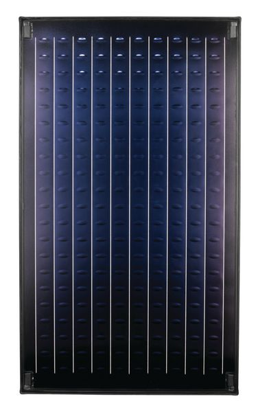Bosch Worcester Lifestyle 2 panel portrait in roof kit