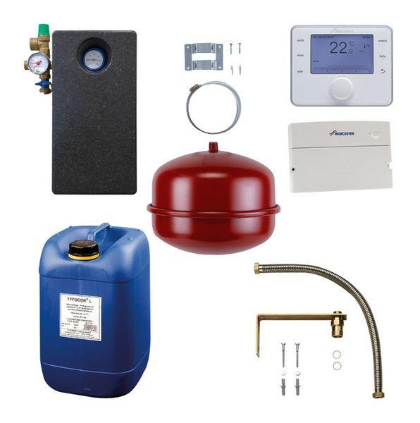 Worcester flat plate pump kit advance single