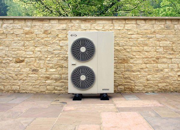 Grant Aerona 3 inverter driven air source heat pump 6kw