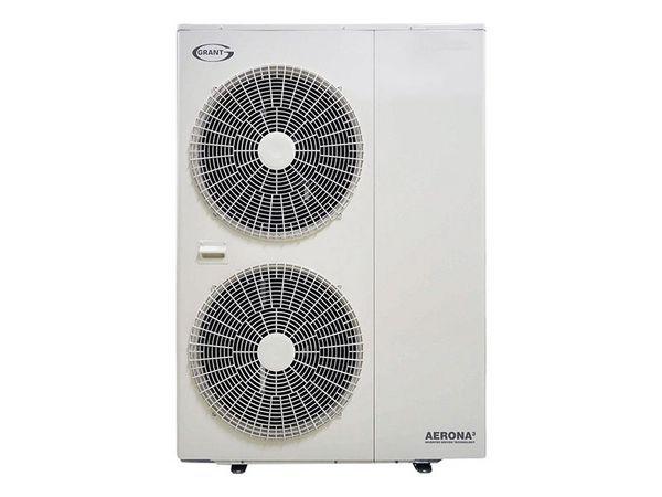 Grant Aerona 3 inverter driven air source heat pump 16kw