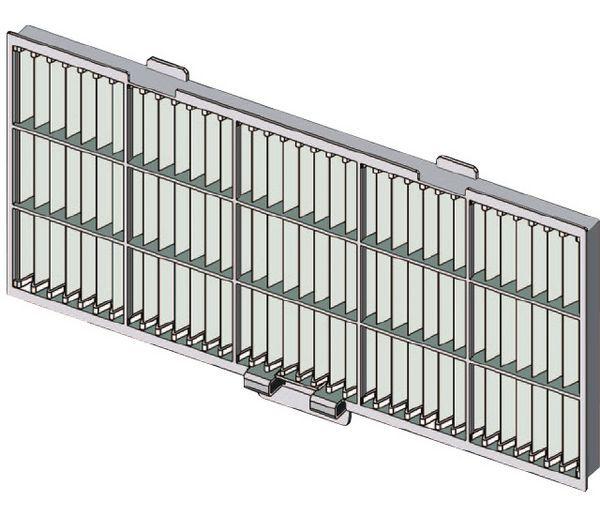 Fujitsu r410a air filter (ARY 25-45)