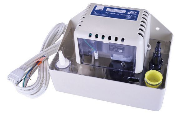 Jet boiler condensate pump kit