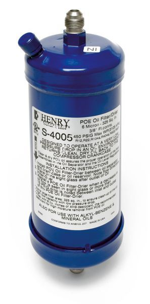 Henry Technologies S-4005 flared oil filter drier 3/8