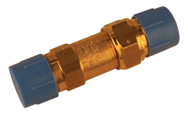 Henry Technologies 5231B pressure relief valve 24.8bar 1/2x5/8 (ce ped)