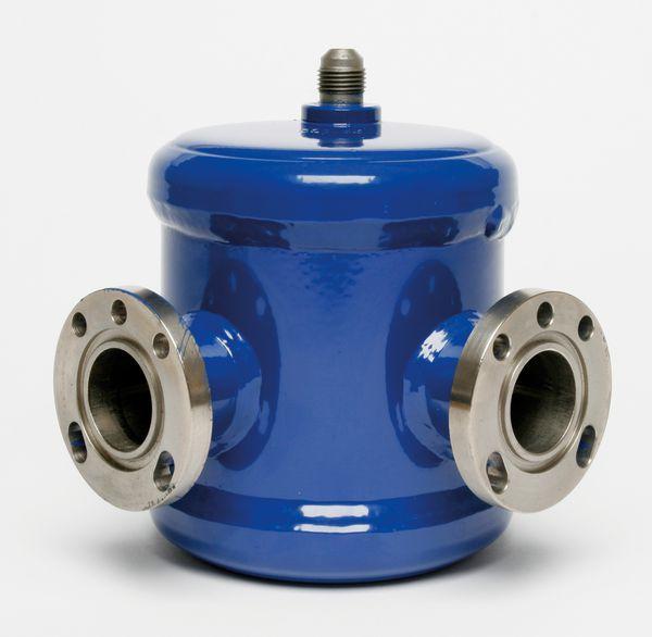 Henry Technologies S-9530 flared adjustable level oil regulator 1/4 - 5/8