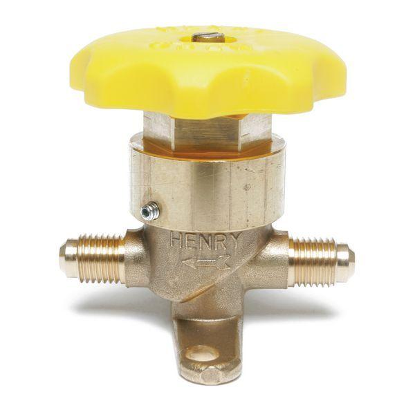 Henry Technologies 5151 flared valve 1/4