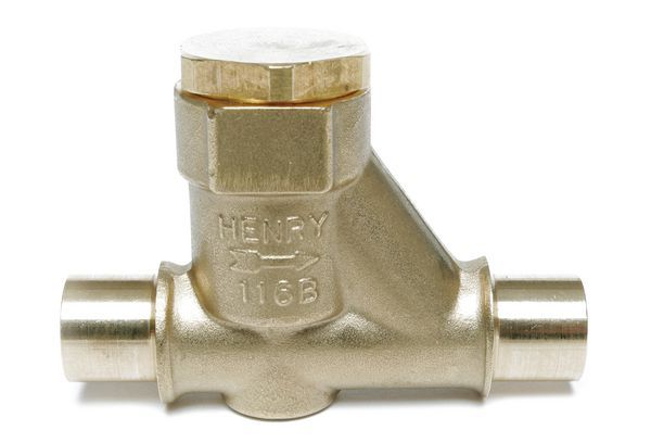 Henry Technologies NRV18 ODS check valve 1.1/8