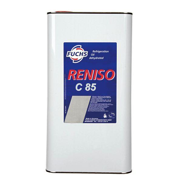 Advanced Fuchs Reniso C85 Refrigeration Oil for CO2 Compressors 10ltr