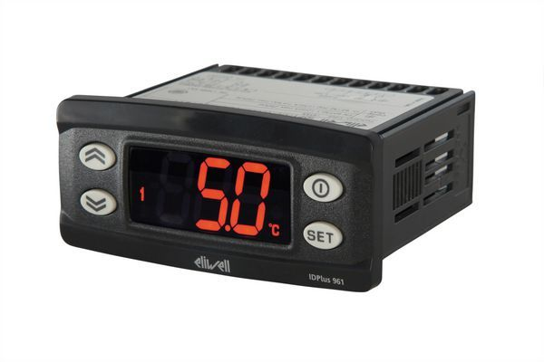 Eliwell ID Plus ID+961 NTC sensor 2hp 230v