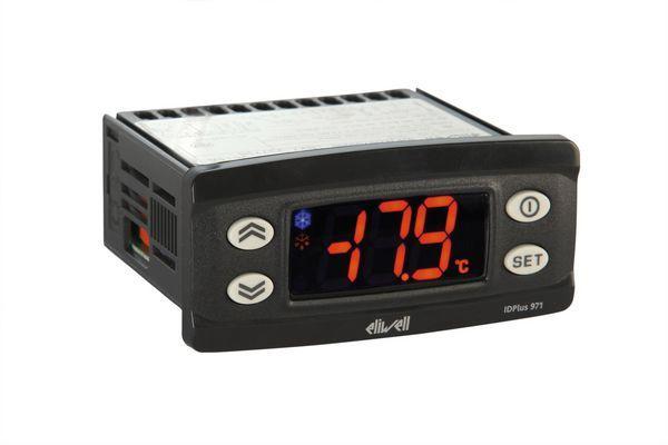 Eliwell ID Plus ID+971 NTC sensor 2hp 230v buzzer