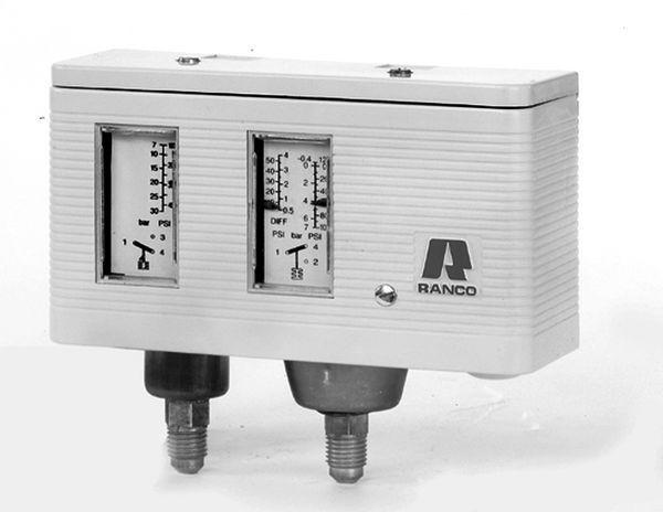 Eliwell 017H4701 dual press switch 0.3/30bar