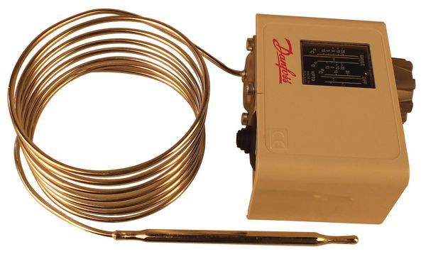 Danfoss KP73 thermostat -25/+15c