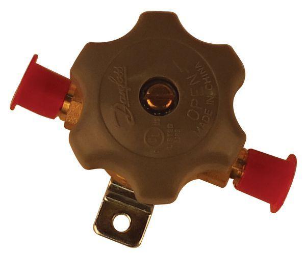 Danfoss BML6 flared shut off valve 1/4