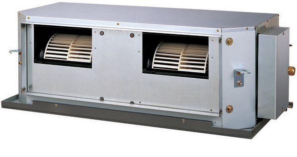 Fujitsu ARYG54LHTA ducted indoor commercial inverter 14kw