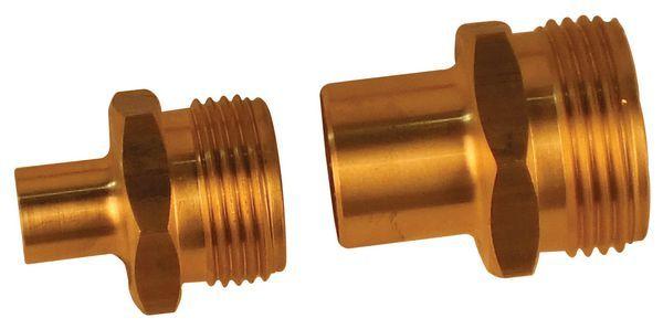 Prestcold ZR49-72KC/KCE braze/rotalock adaptor kit