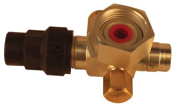 Emerson Prestcold 8032014 discharge rotalock valve 1/2