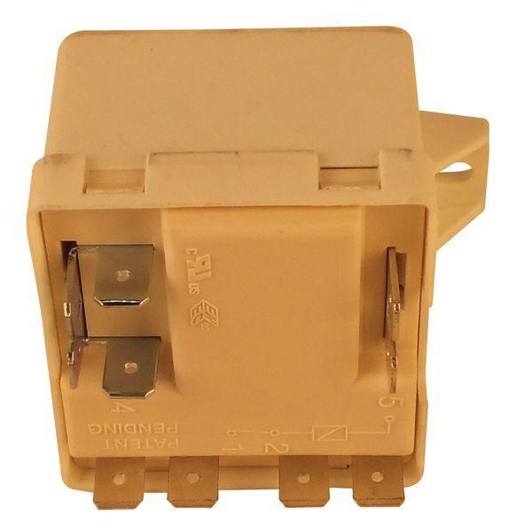 Emerson Copeland ZB42KCE sctoll compressor relay