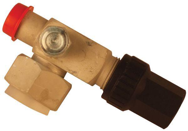 Tecumseh Lunite 8683.049 rotalock valve 1/2