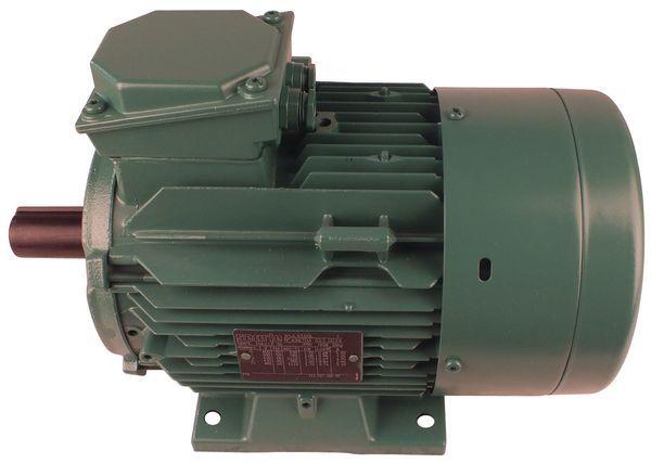 Kelvion Searle 3 phase 6 pole fan motor 400v 50/60hz