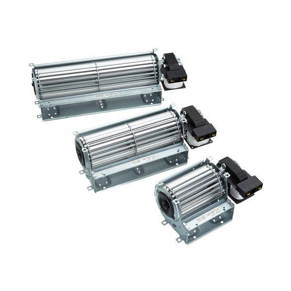 Pump House tangential fan motor 180mm 20w