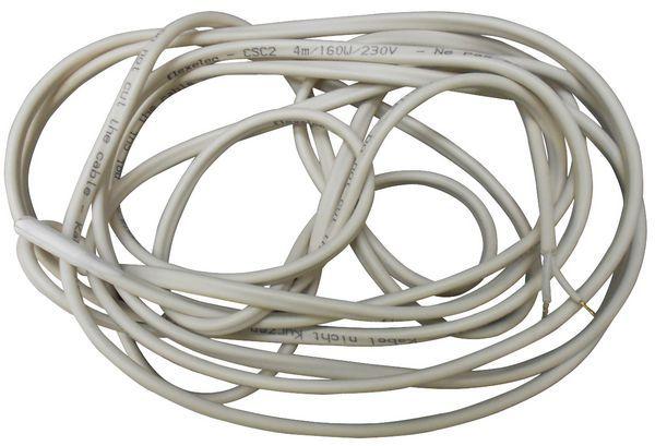 Flexelec CSC2 drain line heater 4m/160w/230v
