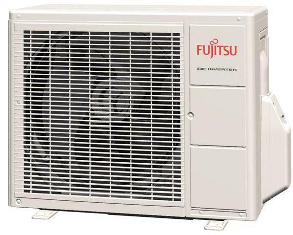 Fujitsu air conditioning unit wall mount outdoor 4kW