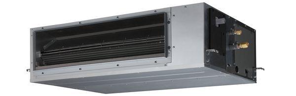 Fujitsu RAC indoor medium static duct 6.8kw