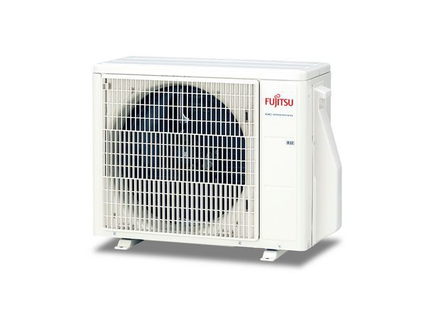 Fujitsu R32 ASYG12KPCA indoor eco wall mounted air conditioning system 3.5KW