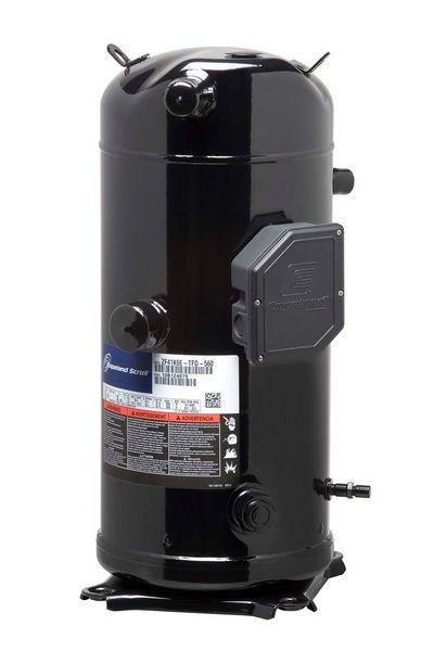 Emerson Copeland ZF 09K4E TFD 551 glacier refrigeration 3 phase scroll compressor (R404A)