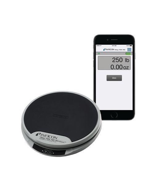 Javac Wey-Tek bluetooth wireless scales 115kg