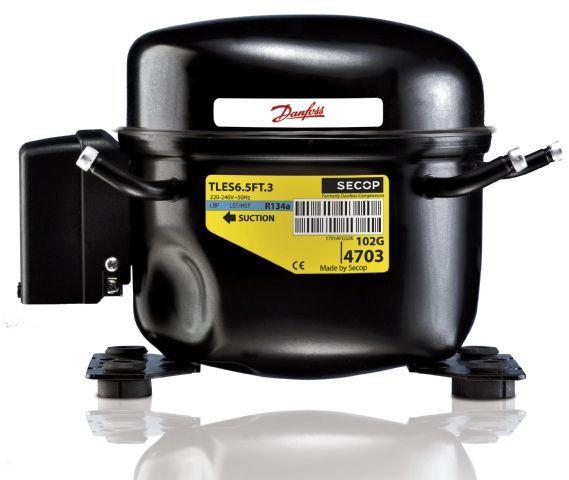 Danfoss TLS6 FK compressor (R134A)