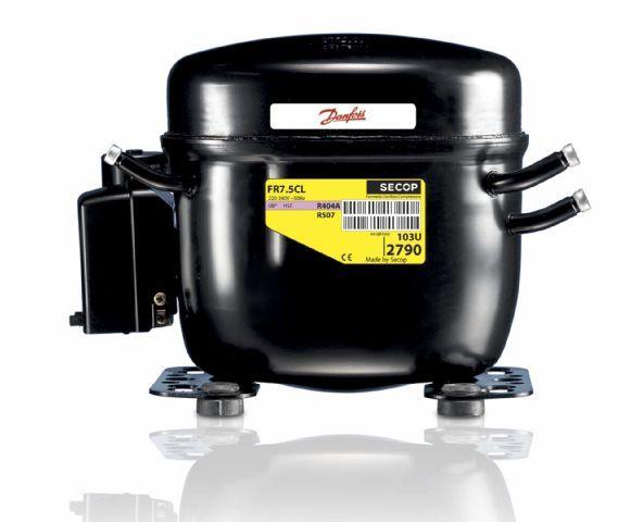 Danfoss FR6 CLX compressor (R404A and R507)
