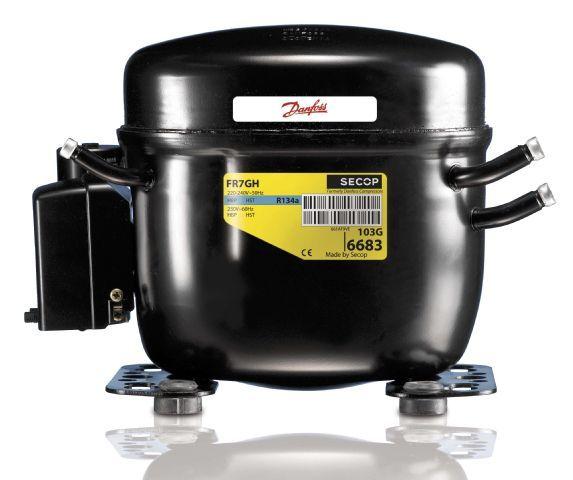 Danfoss FR7.5 GK compressor (R134A)