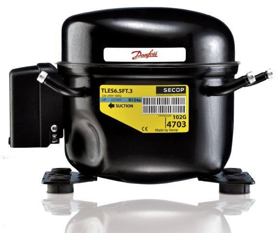 Danfoss TLS7 FK compressor (R134A)