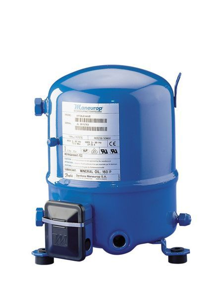 Danfoss MTZ28 1 phase reciprocating compressor