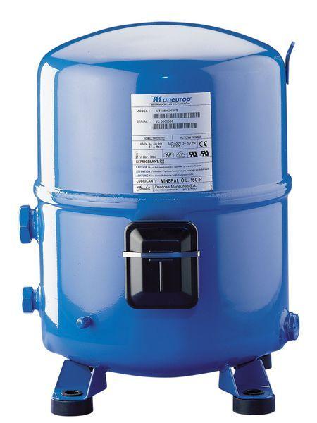 Danfoss MTZ100 3 phase reciprocating compressor