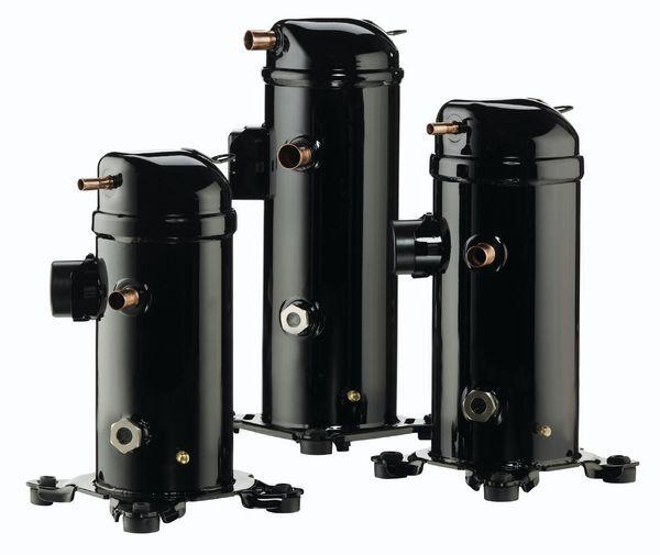 Danfoss MLZ026T5LP9 1 phase scroll compressor