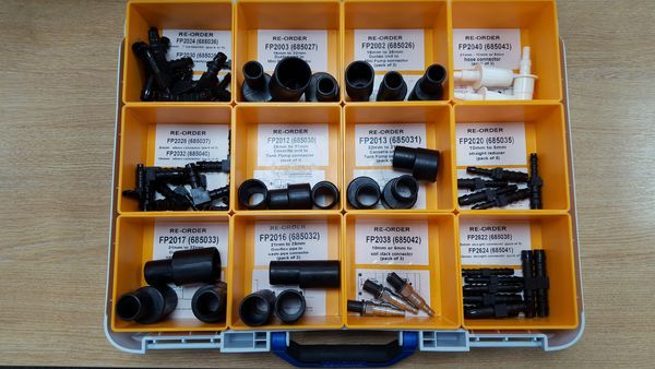 Aspen Pumps Xtra AX0005 accessory kit