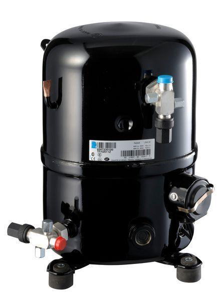 Tecumseh Lunite FH5527C CSR (Voltage Code-F) hermetic compressor - capacitor start and run (R22)